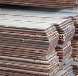 炭化木材生产