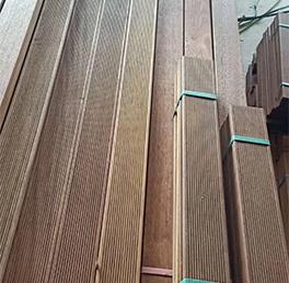 户外硬木生产