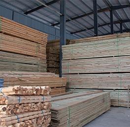 优质防腐木