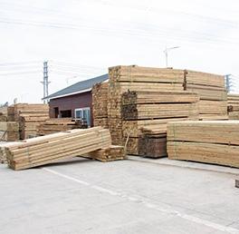 防腐木原料