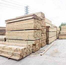 防腐木发展