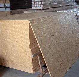 欧松板木材